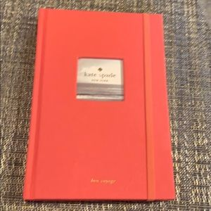 Kate Spade travel journal - never used